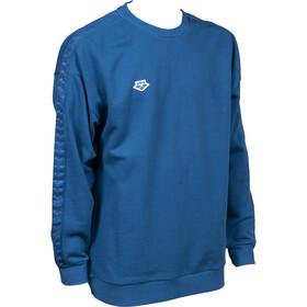 arena Sweat Team Oversize Felpa con cappuccio, blu